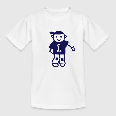 Boy 1 year old - Kids' T-Shirt