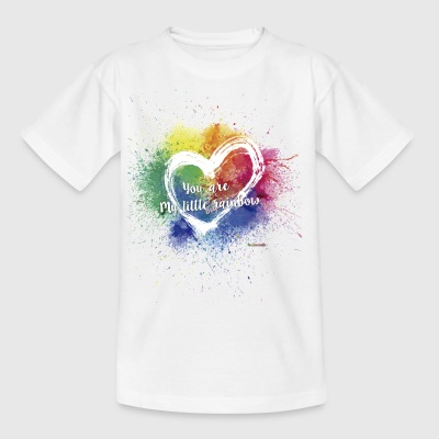 Little Big T Rainbow - Kinderen T-shirt