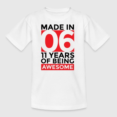 MADE IN 2006 - Kids' T-Shirt