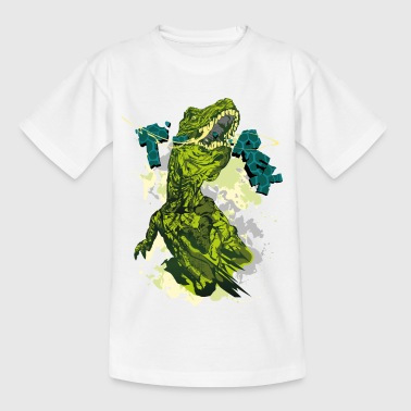 Animal Planet T-Rex - Kids' T-Shirt