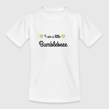 I am a little bumblebeee - Kinder T-Shirt