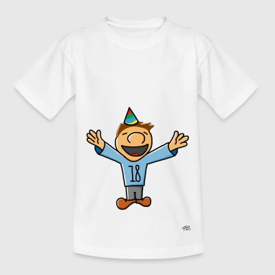 enfin Eighteen - T-shirt Enfant