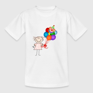 ballon - T-shirt Enfant