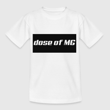 Dosis von MG - Kinder T-Shirt