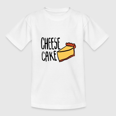 Cheesecake - Kids' T-Shirt