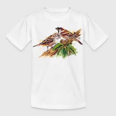 SM Spatz | sparrow - Kinder T-Shirt
