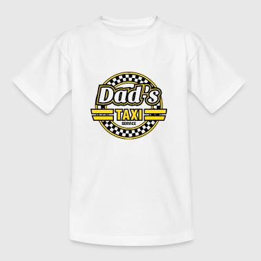 Dad's Taxi Service - Kids' T-Shirt