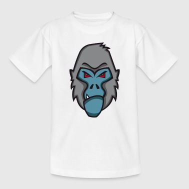 gorilla - Kinder T-Shirt