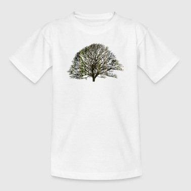 The tree and the earth - T-shirt Enfant