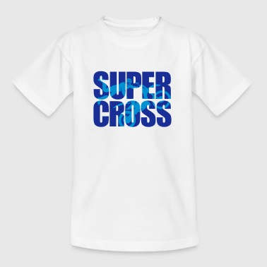 Supercross Shadow 2 - Kids' T-Shirt