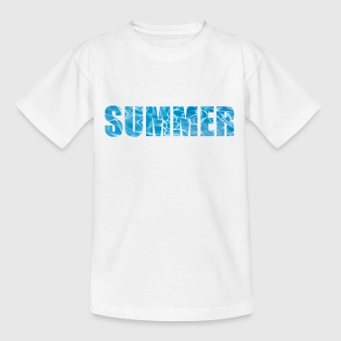 SUMMER - T-shirt Enfant