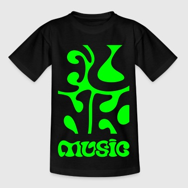Funk Music - Soul Disco Jazz R&B  - Camiseta niño
