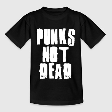 Punks Not Dead - Kinderen T-shirt