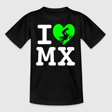 I love MX 2 - Kids' T-Shirt