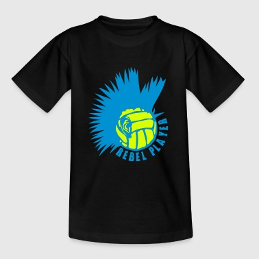 volley waterpolo punk oreille logo rebel - T-shirt Enfant