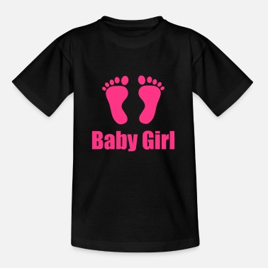 Baby Girl Baby Girl - Kids' T-Shirt