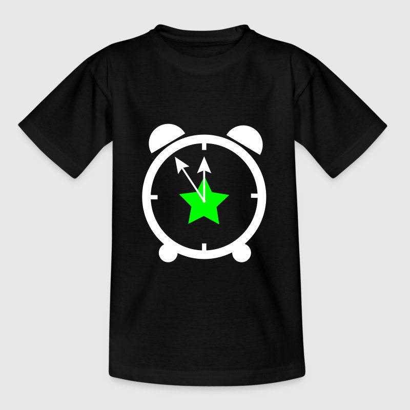 Clock - Uhr - Kinder T-Shirt