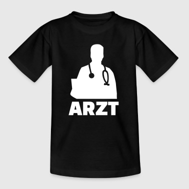 Arzt - Kinder T-Shirt