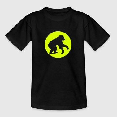 Chimpanzé - T-shirt Enfant