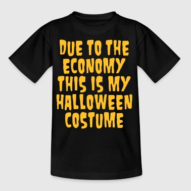Halloween Costume - Kinder T-Shirt
