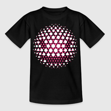 DISCO INFERNO SMILEY ;-) - Kinder T-Shirt