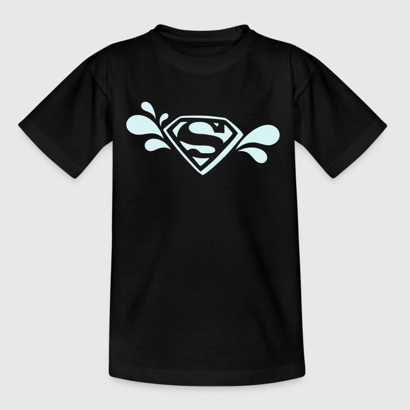 DC Comics Supergirl Logo - T-shirt Enfant