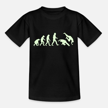 Capoeira Evolution logo - Kinder T-Shirt