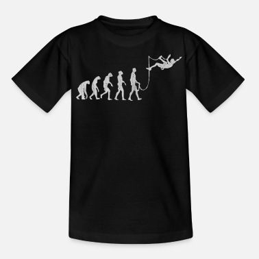 Wall Climbing, climber, mountaineering, climber, mountain - Kids' T-Shirt