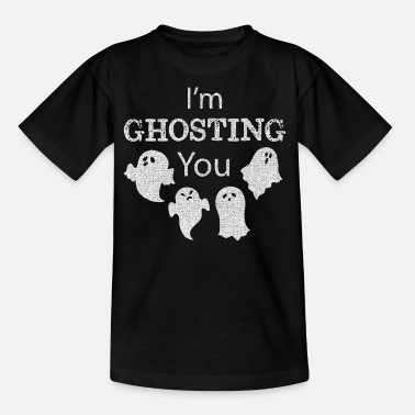 Halloween, octobre, Creepy, Costume d'Halloween, Ha - T-shirt Enfant