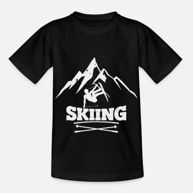 Alps Alps - Kids' T-Shirt