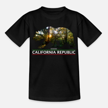 National séquoias californie parc national amérique - T-shirt Enfant