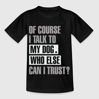 Dog Trust - Kids' T-Shirt