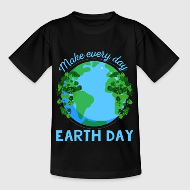 Wildlife Conservation Earth Day Gift - Kids' T-Shirt