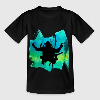 Diver Diving Diver Diving T Shirt - Camiseta niño