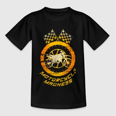 Motorcycle Madness - Kinder T-Shirt