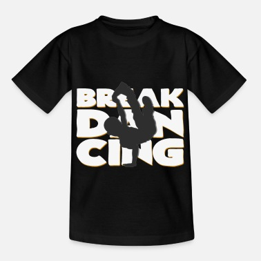 breakdancing - Kinderen T-shirt