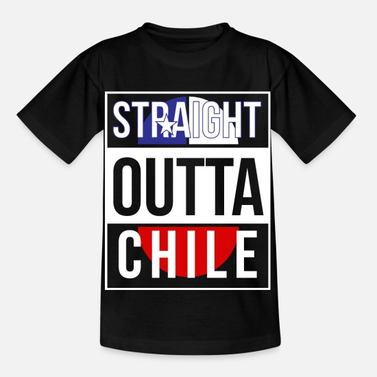 Gift Idea T-Shirts - Chile - Kids' T-Shirt black