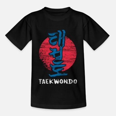 Child Taekwondo - Kids' T-Shirt