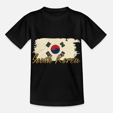 North Korea South Korea - Kids' T-Shirt