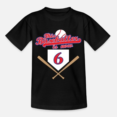 Baseball baseball - Kids' T-Shirt