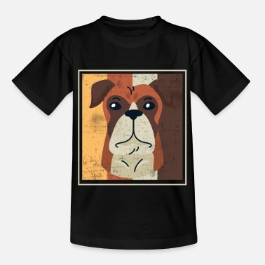 Shepherd Dog gift idea for puppy dog lovers - Kids' T-Shirt