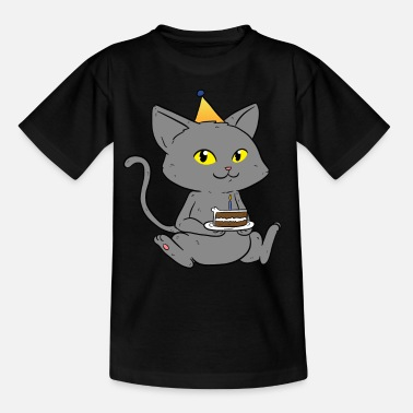 Bday Chat Bday - T-shirt Enfant