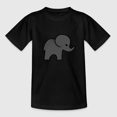 ellie-Phant - T-skjorte for barn
