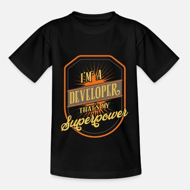 Development Developer - Kids' T-Shirt
