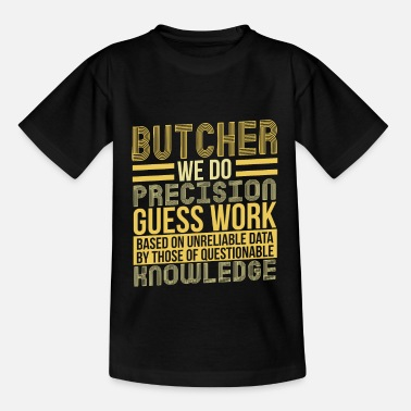 Butch Butcher - Kinder T-Shirt