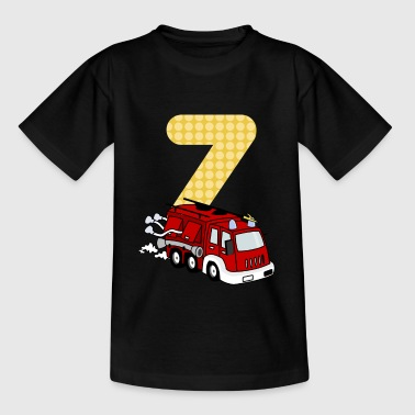 2011 7. Kids Birthday 7 Years Old Gift Shirt - Kids' T-Shirt