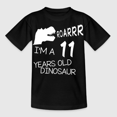 Dinosaur birthday gift - Kids' T-Shirt