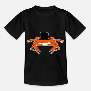 Crustacean Crab acrobat - Kids' T-Shirt