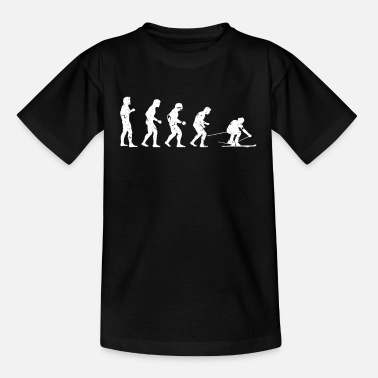 Ny Evolution du ski - T-shirt Enfant
