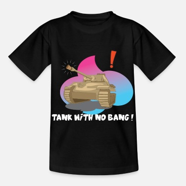 Truce World peace and truce with a cork - Kids' T-Shirt